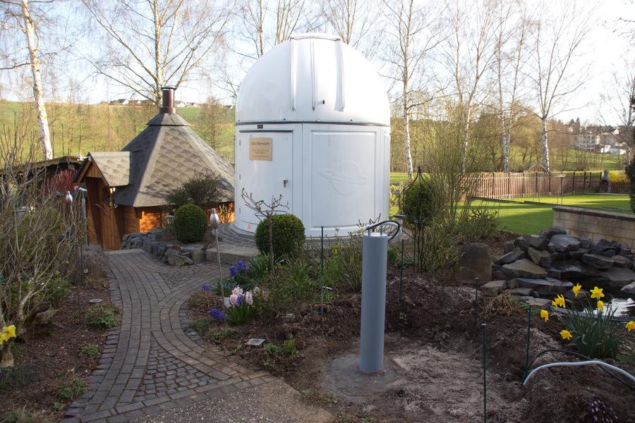 Berühmt Gila Sternwarte Erbach - Neue Celestron AVX Außenmontierung &FZ_01